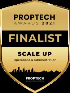 Proptech2021 Finalist